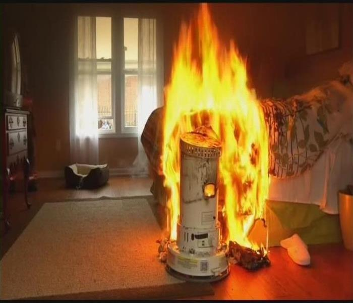 Fires Can Be Caused By Heating Your Home This Winter