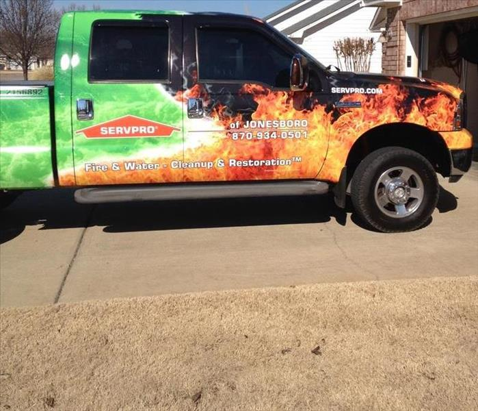 Company Growth Servpro Of Jonesboro